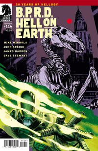 Cover Thumbnail for B.P.R.D. Hell on Earth (Dark Horse, 2013 series) #116