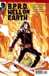Cover Thumbnail for B.P.R.D. Hell on Earth (Dark Horse, 2013 series) #113