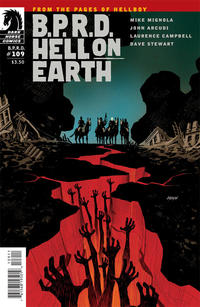 Cover Thumbnail for B.P.R.D. Hell on Earth (Dark Horse, 2013 series) #109