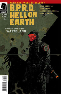 Cover Thumbnail for B.P.R.D. Hell on Earth (Dark Horse, 2013 series) #107