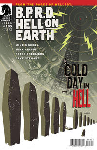 Cover Thumbnail for B.P.R.D. Hell on Earth (Dark Horse, 2013 series) #105