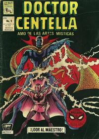 Cover Thumbnail for Doctor Centella (Editora de Periódicos La Prensa S.C.L., 1969 series) #9