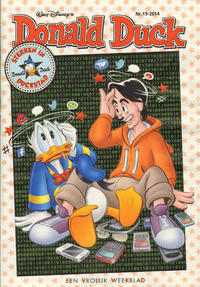 Cover Thumbnail for Donald Duck (Sanoma Uitgevers, 2002 series) #19/2014