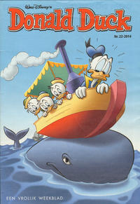 Cover Thumbnail for Donald Duck (Sanoma Uitgevers, 2002 series) #22/2014