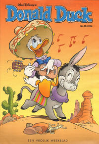 Cover Thumbnail for Donald Duck (Sanoma Uitgevers, 2002 series) #28/2014