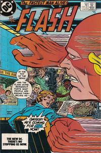 Cover Thumbnail for The Flash (DC, 1959 series) #334 [direct-sales]