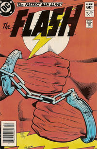 Cover for The Flash (DC, 1959 series) #326 [Direct-Sales]