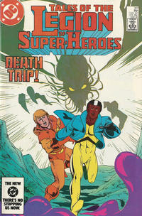 Cover for Tales of the Legion of Super-Heroes (DC, 1984 series) #317 [direct-sales]