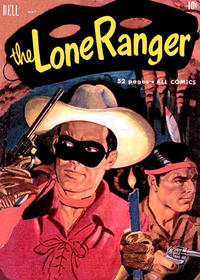 Cover Thumbnail for The Lone Ranger (Dell, 1948 series) #37 [red shirt variant]
