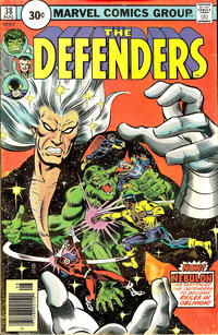 Cover Thumbnail for The Defenders (Marvel, 1972 series) #38 [30¢]