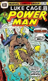 Cover Thumbnail for Power Man (Marvel, 1974 series) #31 [30¢]