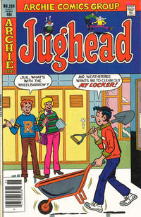 Cover Thumbnail for Jughead (Archie, 1965 series) #289