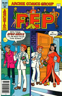 Cover Thumbnail for Pep (Archie, 1960 series) #349