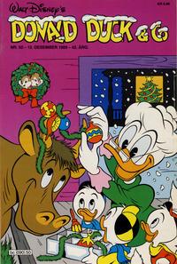 Cover Thumbnail for Donald Duck & Co (Hjemmet / Egmont, 1948 series) #50/1989
