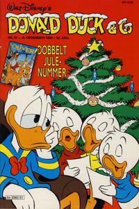 Cover Thumbnail for Donald Duck & Co (Hjemmet / Egmont, 1948 series) #51/1989