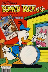 Cover Thumbnail for Donald Duck & Co (Hjemmet / Egmont, 1948 series) #1/1990