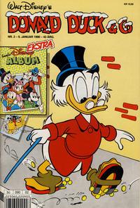 Cover Thumbnail for Donald Duck & Co (Hjemmet / Egmont, 1948 series) #2/1990