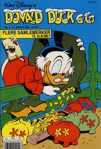 Cover Thumbnail for Donald Duck & Co (Hjemmet / Egmont, 1948 series) #4/1990