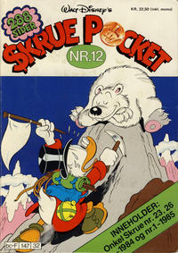 Cover Thumbnail for Skrue Pocket (Hjemmet / Egmont, 1984 series) #12