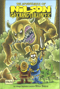 Cover Thumbnail for The Adventures of Nilson Groundthumper and Hermy (Dark Horse, 2014 series)