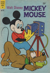 Cover Thumbnail for Walt Disney's Mickey Mouse (W. G. Publications; Wogan Publications, 1956 series) #226