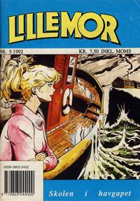 Cover Thumbnail for Lillemor (Serieforlaget / Se-Bladene / Stabenfeldt, 1969 series) #5/1992