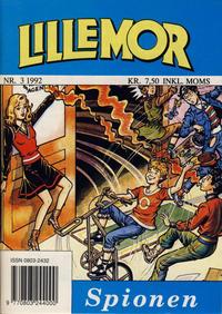 Cover Thumbnail for Lillemor (Serieforlaget / Se-Bladene / Stabenfeldt, 1969 series) #3/1992