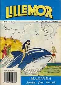 Cover Thumbnail for Lillemor (Serieforlaget / Se-Bladene / Stabenfeldt, 1969 series) #2/1992