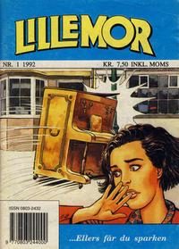 Cover Thumbnail for Lillemor (Serieforlaget / Se-Bladene / Stabenfeldt, 1969 series) #1/1992