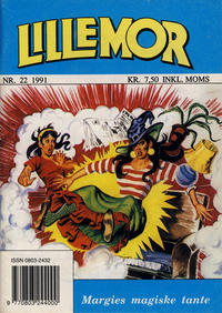 Cover Thumbnail for Lillemor (Serieforlaget / Se-Bladene / Stabenfeldt, 1969 series) #22/1991