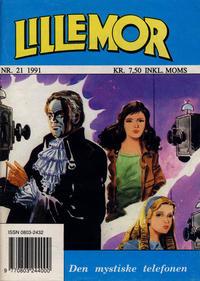 Cover Thumbnail for Lillemor (Serieforlaget / Se-Bladene / Stabenfeldt, 1969 series) #21/1991