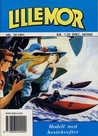 Cover Thumbnail for Lillemor (Serieforlaget / Se-Bladene / Stabenfeldt, 1969 series) #20/1991
