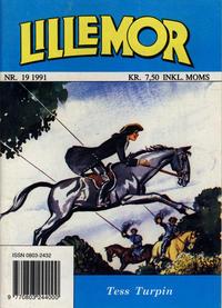 Cover Thumbnail for Lillemor (Serieforlaget / Se-Bladene / Stabenfeldt, 1969 series) #19/1991