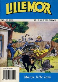 Cover Thumbnail for Lillemor (Serieforlaget / Se-Bladene / Stabenfeldt, 1969 series) #18/1991