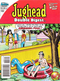 Cover Thumbnail for Jughead's Double Digest (Archie, 1989 series) #182 [Direct Edition]