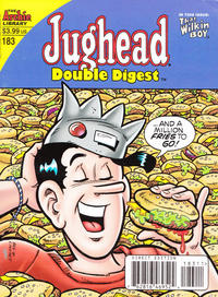 Cover Thumbnail for Jughead's Double Digest (Archie, 1989 series) #183 [Direct]