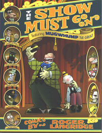 Cover Thumbnail for The Show Must Go On (Boom! Studios, 2011 series)