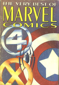 Cover Thumbnail for The Very Best of Marvel Comics (Marvel, 1991 series)