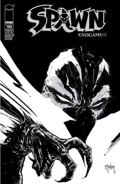Cover for Spawn (Image, 1992 series) #189
