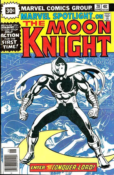 Cover for Marvel Spotlight (Marvel, 1971 series) #28 [25¢]