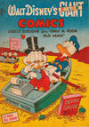 Cover for Walt Disney's Giant Comics (W. G. Publications; Wogan Publications, 1951 series) #8