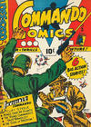 Cover for Commando Comics (Bell Features, 1942 series) #2