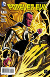 Cover for Forever Evil (DC, 2013 series) #5 [Ethan Van Sciver Sinestro Cover]