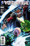 """Cover for Forever Evil (DC, 2013 series) #7 [Ethan Van Sciver """"Luthor vs. Luthor"""" Cover]"""