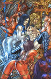 Cover Thumbnail for Hellina vs Pandora (2003 series) #0 [Connecting Adult Nude Cover]
