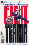 Cover for Captain America (Marvel, 2002 series) #2 [Newsstand Edition]