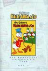 Cover for Kalle Anka & C:o – den kompletta årgången (Egmont, 1998 series) #5/1960