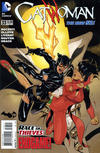 Cover for Catwoman (DC, 2011 series) #33