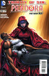 Cover for Trinity of Sin: Pandora (DC, 2013 series) #13