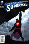 Cover for Superman (DC, 2011 series) #33 [Direct Sales]